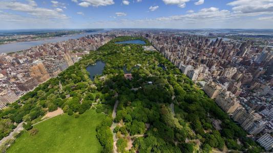 纽约,纽约,中央公园