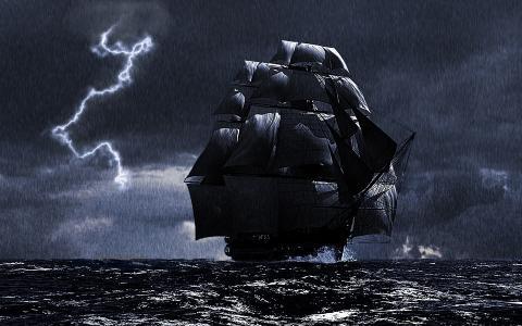 旗鱼,幻想,艺术,船舶