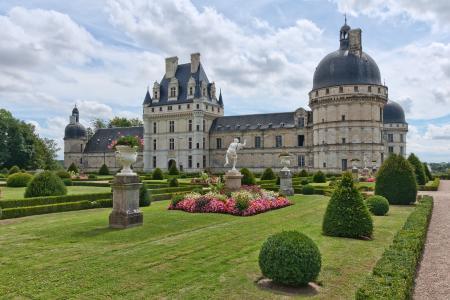 城堡,价,部,安德尔,法国