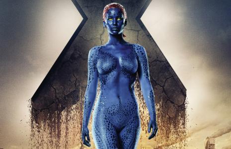 X战警,幻想,主题,电影