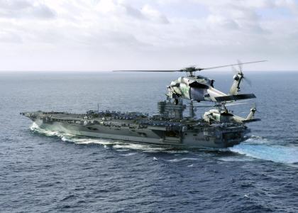 核,航空母舰,尼米兹,航母,飞机