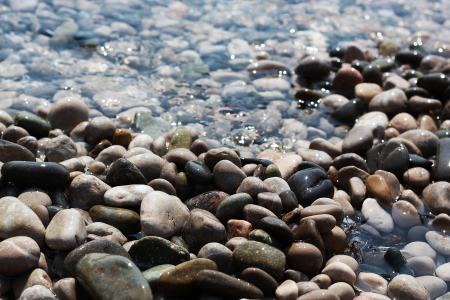 石头,岸,性质
