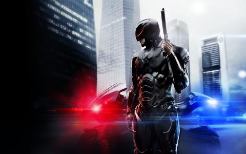 机器人,电影,2014,robocop