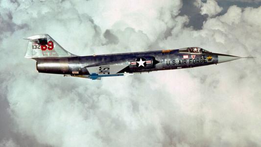 洛克希德,战斗机,F-104,星际战斗机