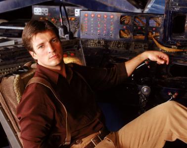 Nathan Filion,Reynolds队长,Nathan Fillion,掌舵