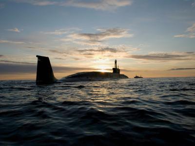 潜艇,潜艇,船,海,太阳,武器