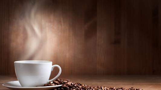 表,咖啡,杯子,谷物