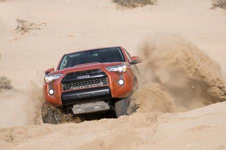 丰田,丰田,汽车别致,美容,沙滩,吉普车,动力,权力