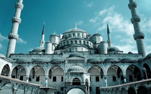 土耳其,豪华公寓,白色石头
