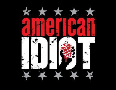 明星,白痴,标志,美国人,绿色的一天,石榴