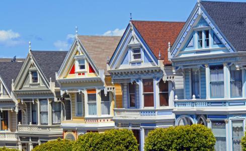 城市,加州,旧金山,美国,美丽,城市