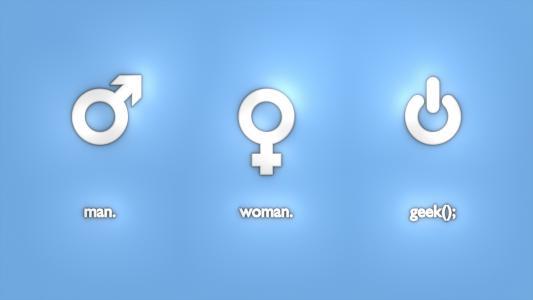 女人,男人,技术
