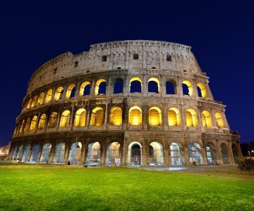 斗兽场,斗兽场,罗马,圆形剧场,意大利,意大利,罗马