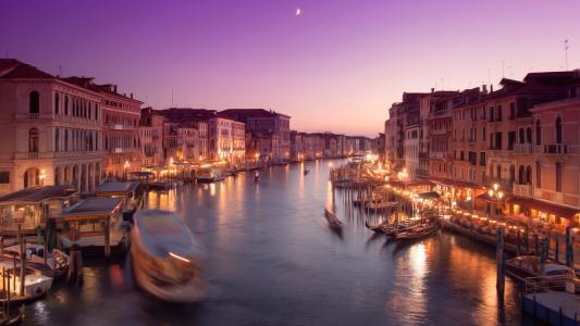 唯美的威尼斯水城