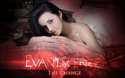 Evanescence,艾米李,音乐,摇滚音乐家,摇滚音乐