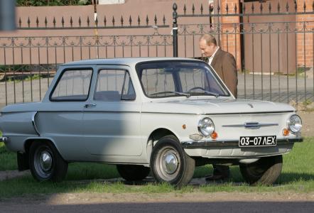 扎波罗齐兹,扎兹,弗拉基米尔·普京,普京,普京的车,总统,总理,壁纸