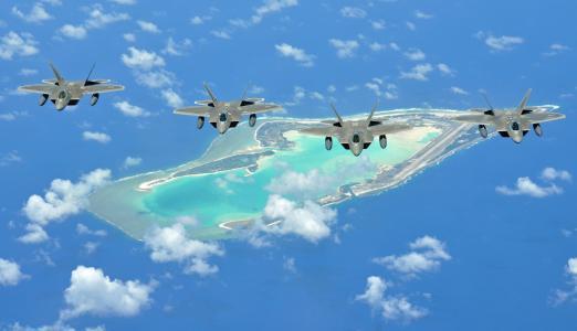 F-22,猛禽,战士