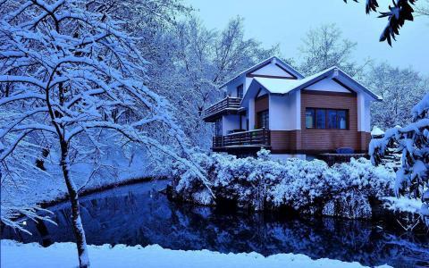 冬季雪景摄影风光