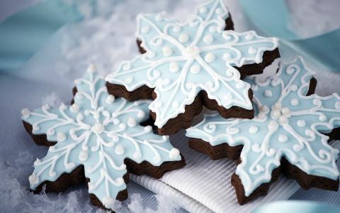 新的一年,圣诞节,糖果