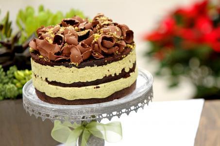 食品,蛋糕,甜点,巧克力,奶油,甜,美味