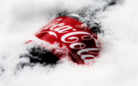 可口可乐,可口可乐,瓶子,饮料