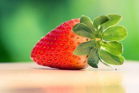 草莓,美味