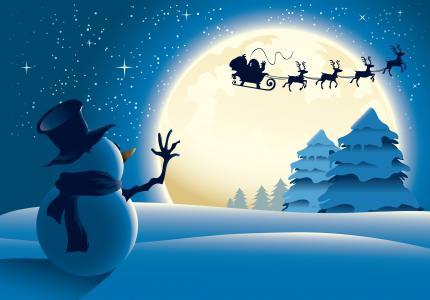雪人,雪,圣诞老人来了,圣诞快乐,树木,新年,雪,圣诞老人雪橇,雪人,星星,满月,圣诞老人来了,圣诞快乐,树,新年,雪,圣诞老人雪橇,,
