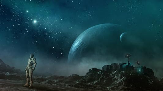站,外星人的星球