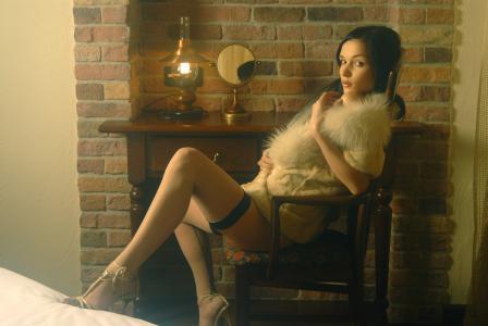 Jenya D,Eugenia Diordiychuk,丝袜鞋女孩