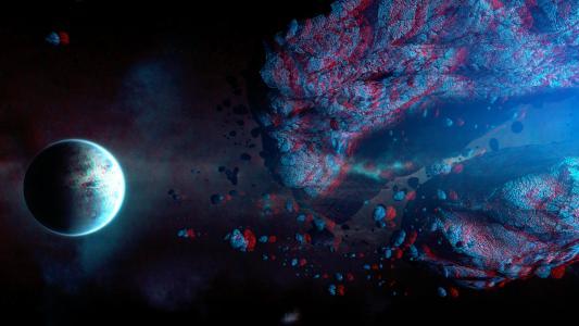 redcyan,太近 - 立体3d,全高清,3D,空间