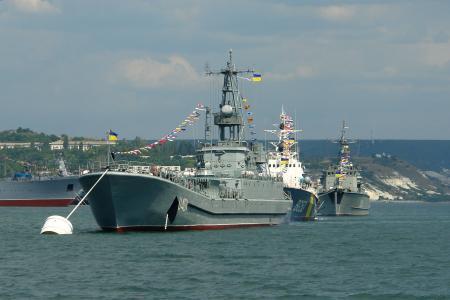 黑海,塞瓦斯托波尔,度假,海军日,作战,舰船