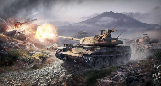 坦克世界,坦克