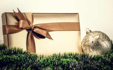 装饰,礼物,玩具,新年,假期
