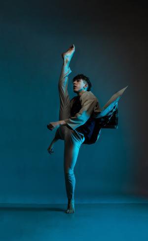优雅的舞者