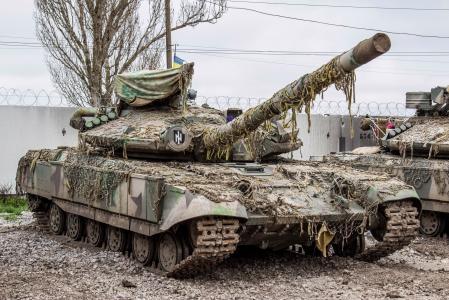 坦克,T-64B1M,盔甲,保护,乌克兰,OBT