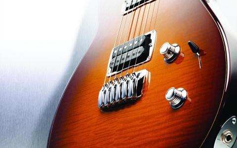 电子,吉他,音乐
