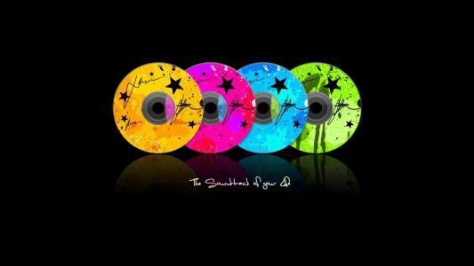 音乐,CD光盘,配乐,配乐