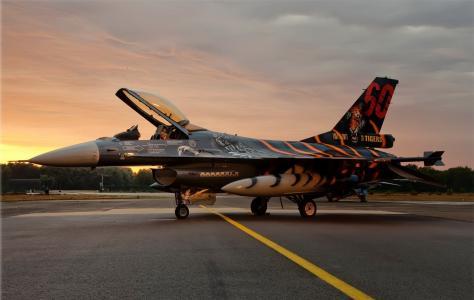 猎鹰,战斗机,F-16,绘图