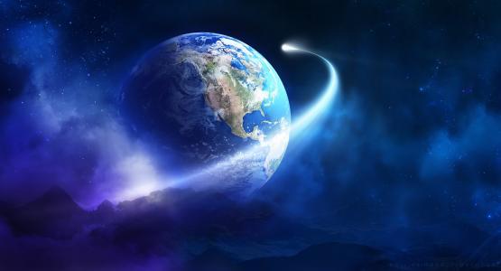 星球,星星,空间