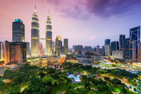 吉隆坡,城市,公园