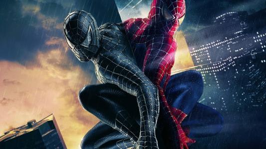 漫画,蜘蛛侠,毒液,英雄,奇迹,人蜘蛛