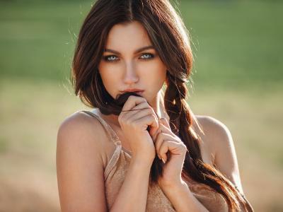 女孩,模特,Evgeny Freyer