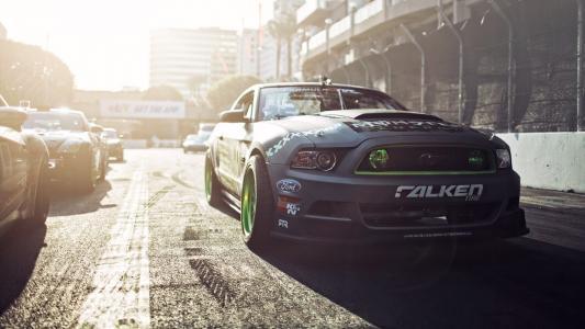 超级跑车,比赛,调教,福特