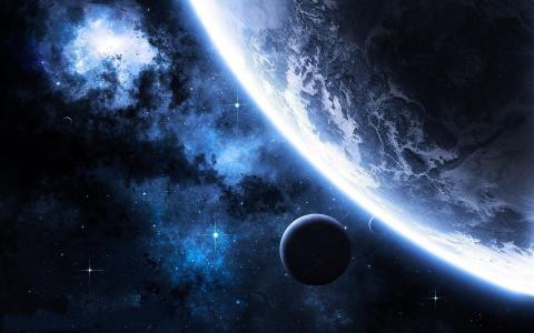 星星,行星,卫星