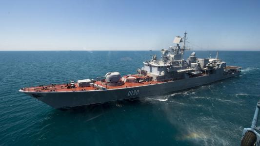 乌克兰,舰船,护卫舰,旗舰