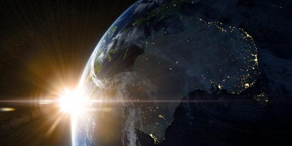 照片,空间,行星,地球,澳大利亚
