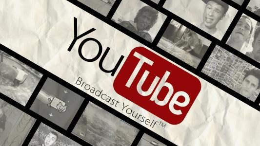 视频托管,标识,社交网络,YouTube,社交网络,Youtube