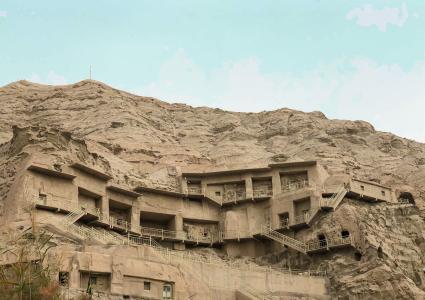 新疆拜城克孜尔石窟