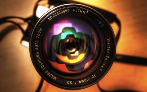 相机,镜头