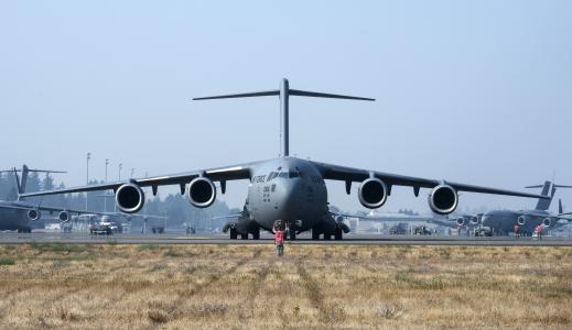 波音,C-17,Globemaster III